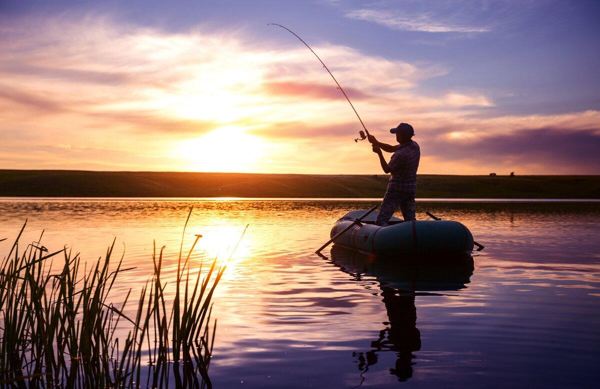 Лунный календарь рыболова на февраль 2021