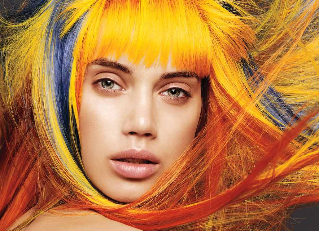 Лунный календарь окрашивания волос на сентябрь 2021 года